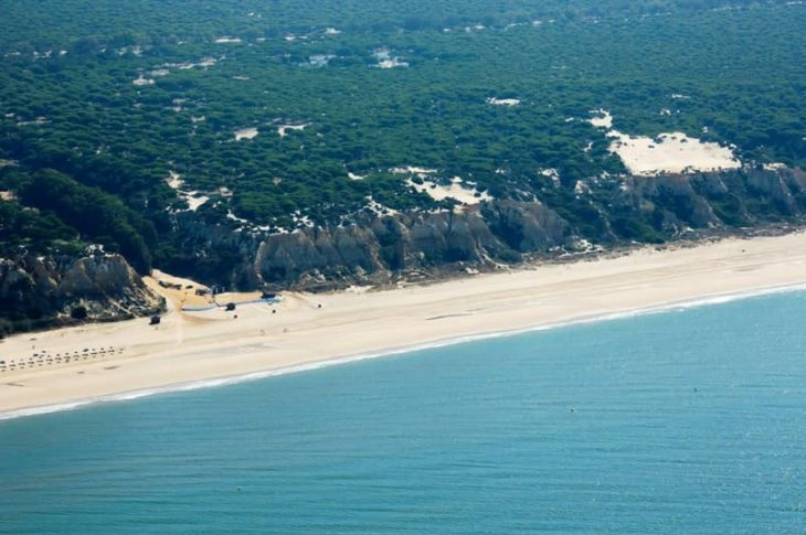 Playa El Parador Moguer