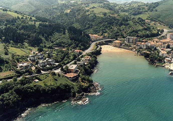 Playa Laidatxu Mundaka