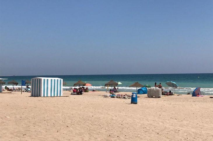Playa de el Saler Valencia