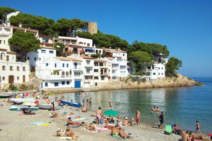 Playa de Sa Tuna Begur