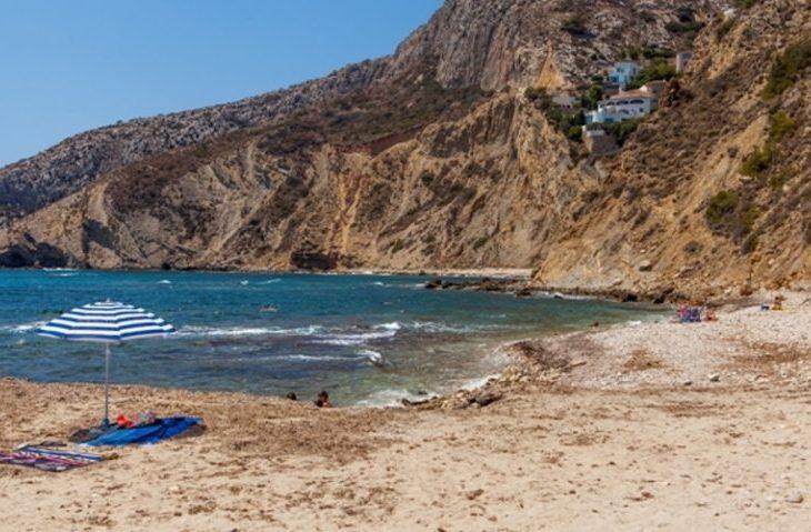 Playa Cala les Urques