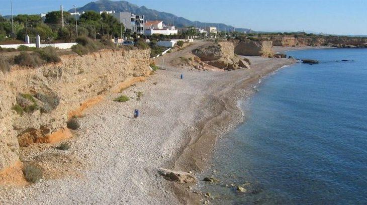 Playa Cala de les Llanetes