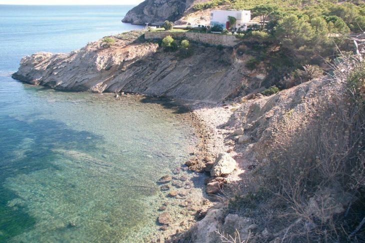 Playa Cala del Amerador