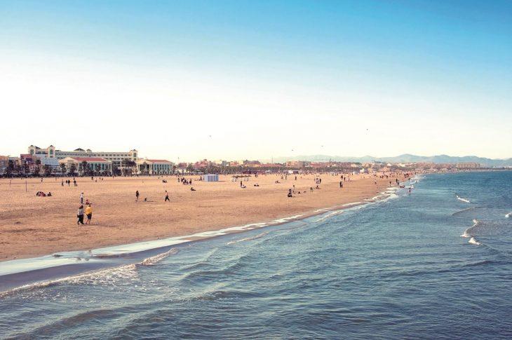 Playa de Cabanyal