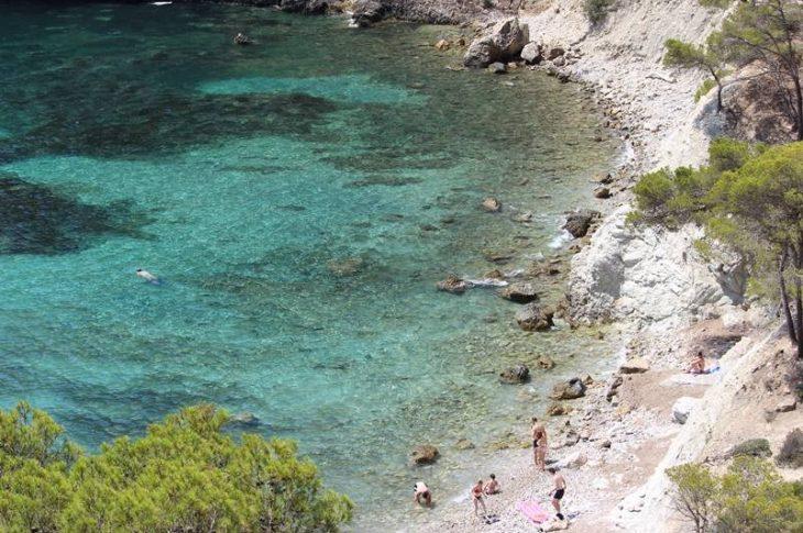 Playa Cala Blanca