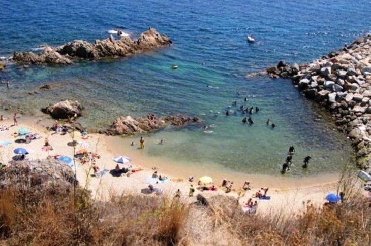Playa Cala del Morro del Vedell