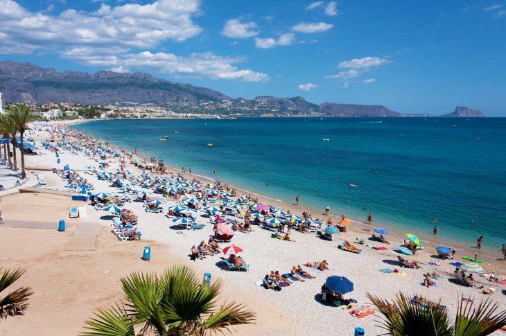 Playa El Albir