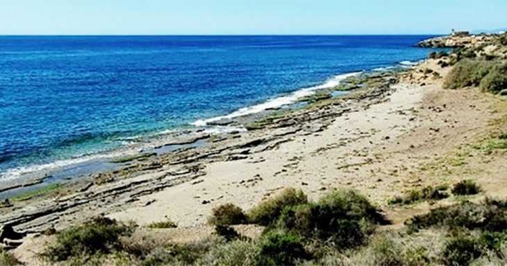Playa La Cañada del Negro