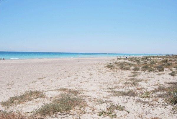 Playa de  L'Almardà