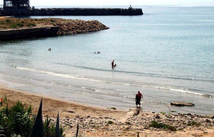Playa de Vallcarca