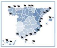 las 48 playas con bandera en España