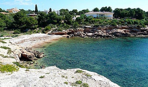 Playa de Bon Caponet