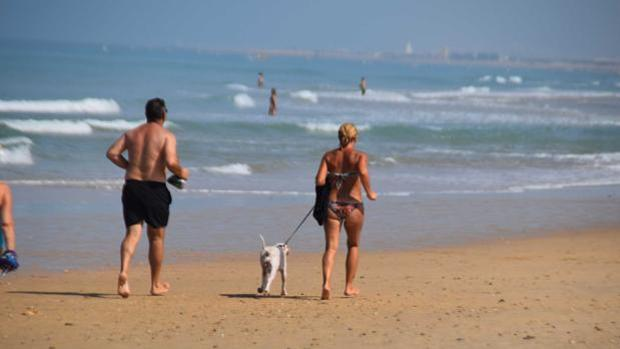 playa san fernando Camposoto