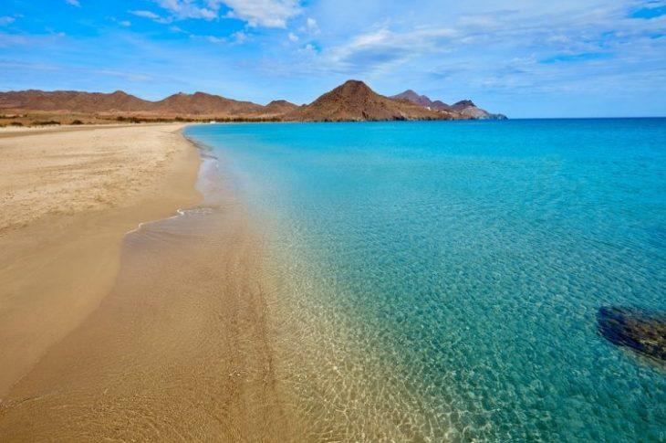 Playa Ancón de Cabo de Gata