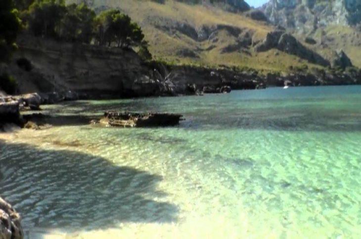 Playa Cala Carbón