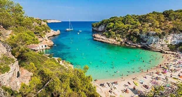 Playa Cala LLombards