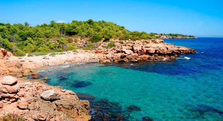 Playa Cala Lenya