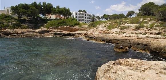 Playa Cala Moscas