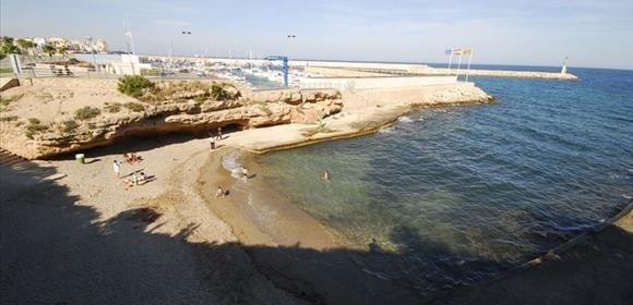 Playa Cala Pepo