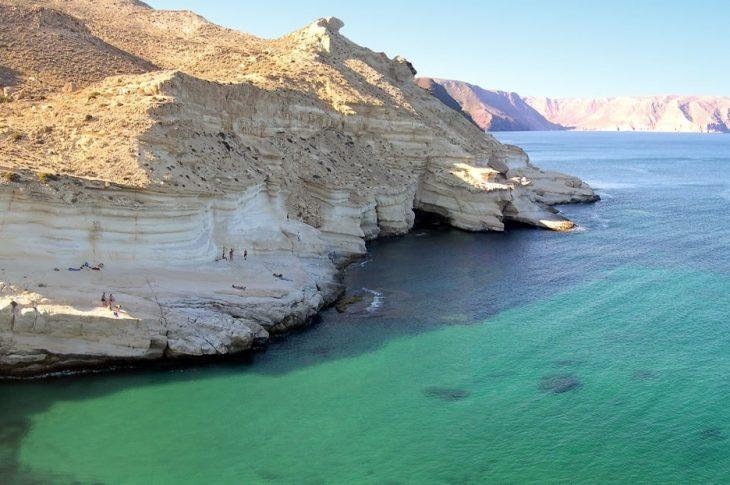 Playa Cala de la Polacra