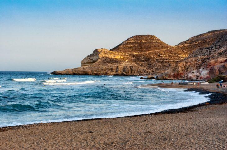 Playa Cala del Cuervo