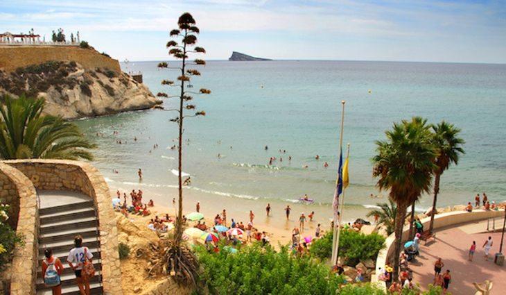 Playa Cala del Mal Pas