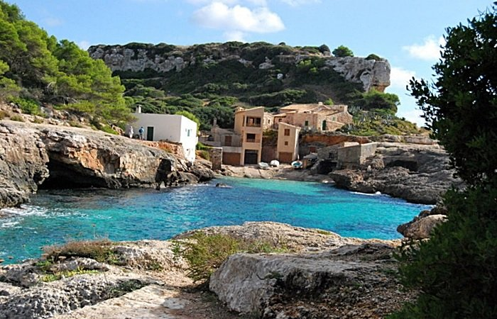 Playa Cala s'Almonia