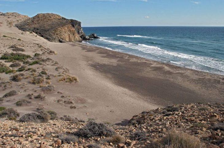 Playa Calas del Barronal
