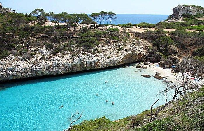 Playa Caló d'Es Moro