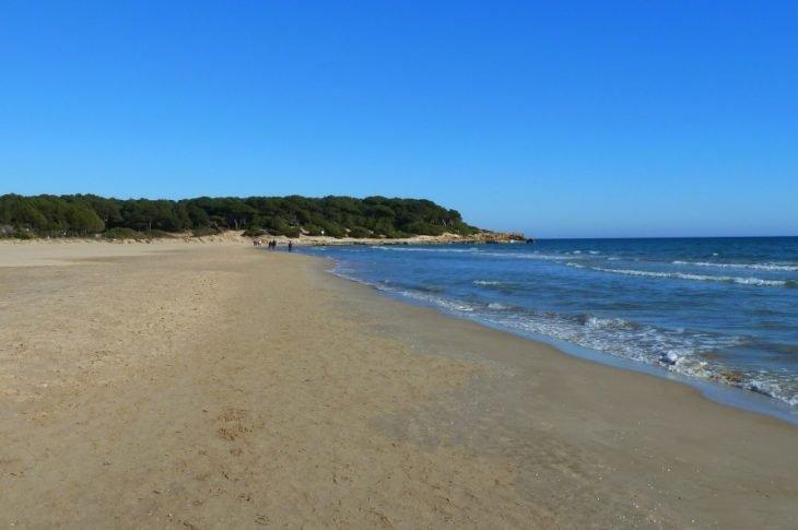 Playa La Llarga