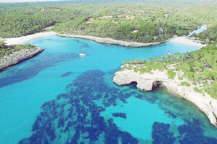 Playa Sa Font de N'Alis