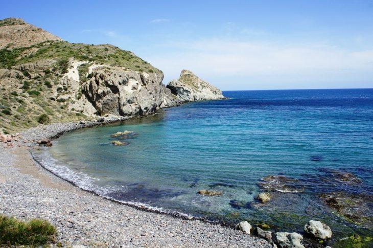 Playa cala Higuera