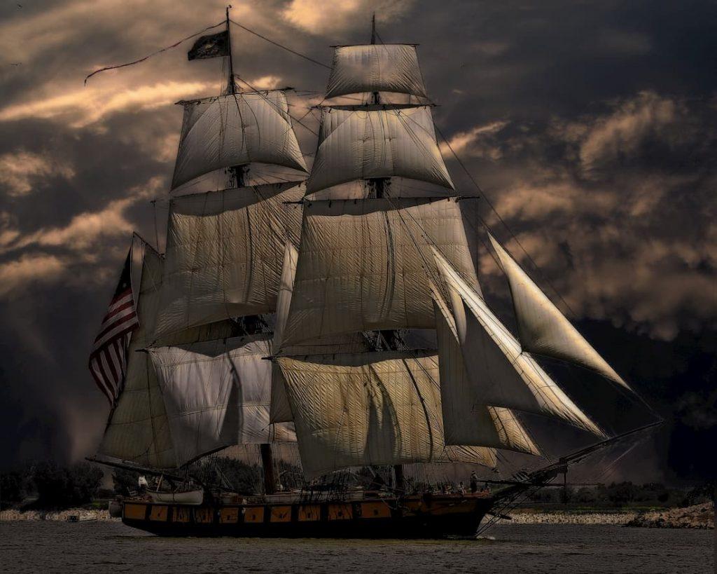 Los 8 piratas más famosos de la historia.